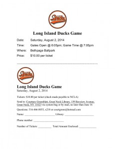 Long Island Ducks