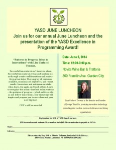 YASD June Luncheon