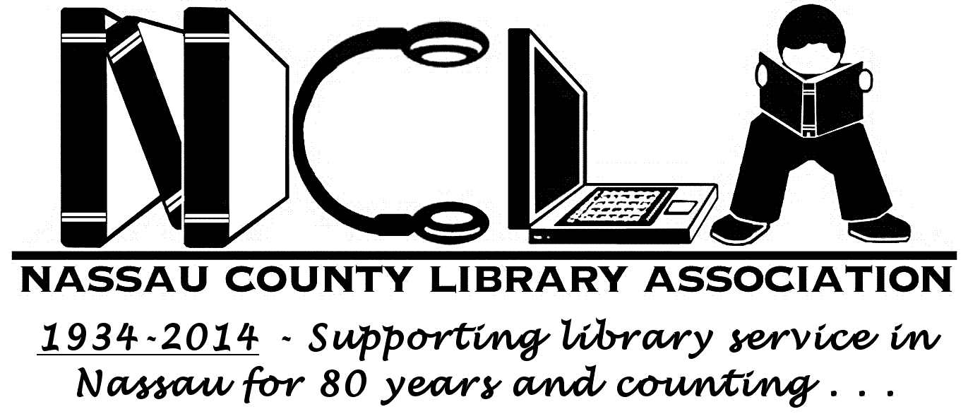 Link to Nassau County Library Association Home Page