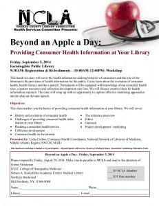 Beyond and Apple a Day
