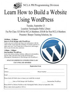 Learn how to build a website using WordPress